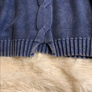Fate Sweaters - Adorable denim blue trendy sweater